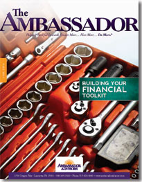 The Ambassador Fall 2015 Edition